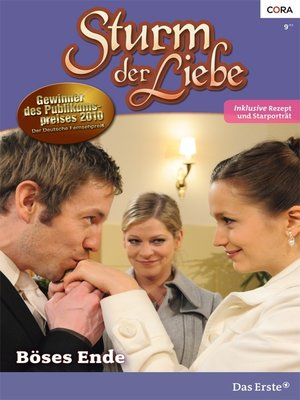 cover image of Böses Ende