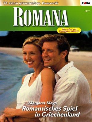 cover image of Romantisches Spiel in Griechenland