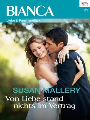 """cover image of Von Liebe stand nichts im Vertrag—1. Teil der Miniserie """"Positively Pregnant"""""""
