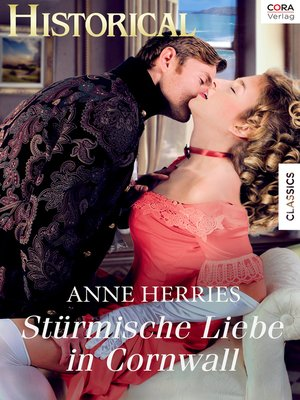 cover image of Stürmische Liebe in Cornwall