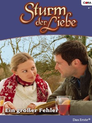 cover image of Ein großer Fehler