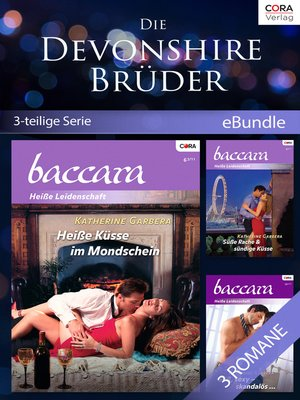 cover image of Die Devonshire Brüder (3-teilige Serie)