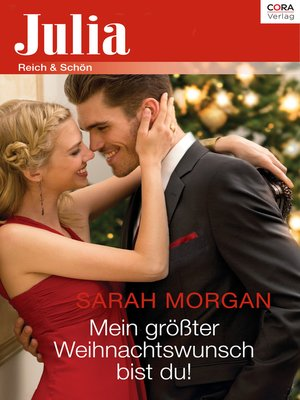 cover image of Mein größter Weihnachtswunsch bist du!
