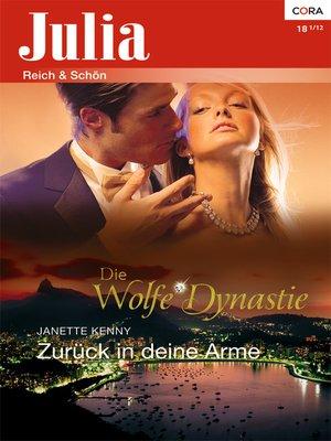 cover image of Zurück in deine Arme