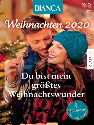 cover image of Bianca Weihnachten Band 1