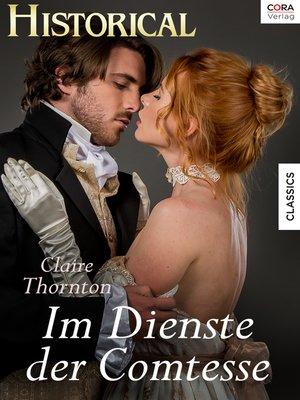 cover image of Im Dienste der Comtesse