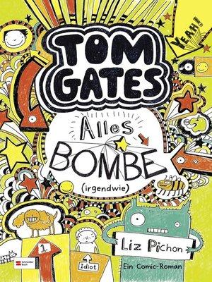 cover image of Tom Gates, Band 03