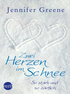 cover image of Zwei Herzen im Schnee