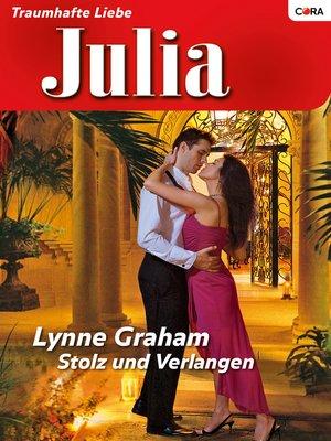 cover image of Stolz und Verlangen