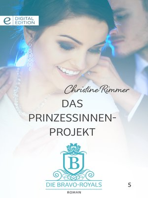 cover image of Das Prinzessinnen-Projekt