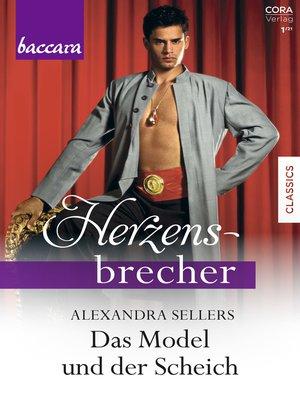 cover image of Das Model und der Scheich