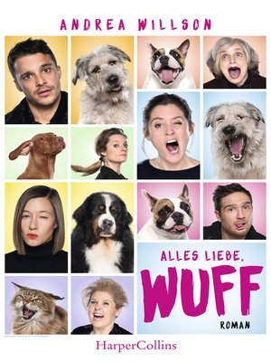 cover image of Alles Liebe, wuff
