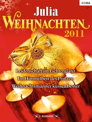 cover image of Julia Weihnachten Band 24