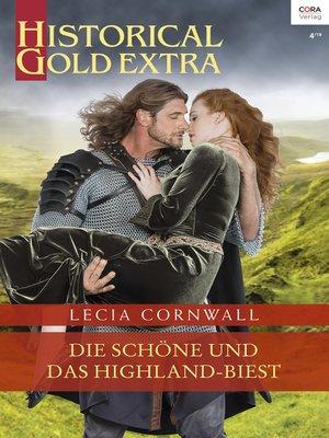 cover image of Die Schöne und das Highland-Biest