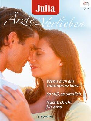 cover image of Julia Ärzte zum Verlieben Band 78