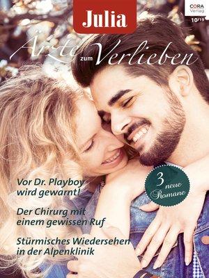 cover image of Julia Ärzte zum Verlieben Band 130