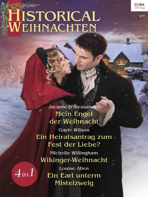 cover image of Historical Weihnachten Band 11