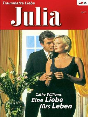 cover image of Eine Liebe fürs Leben