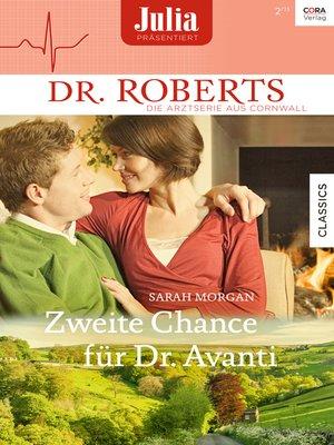 cover image of Zweite Chance für Dr. Avanti