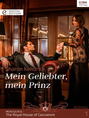 cover image of Mein Geliebter, mein Prinz
