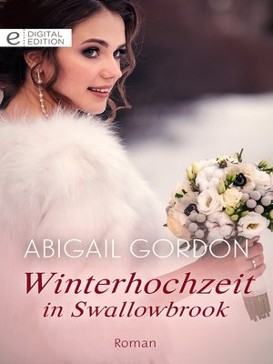 cover image of Winterhochzeit in Swallowbrook