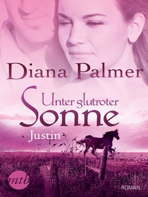 cover image of Unter glutroter Sonne