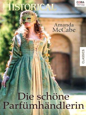 cover image of Die schöne Parfümhändlerin