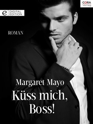 cover image of Küss mich, Boss!