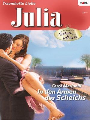 cover image of In den Armen des Scheichs