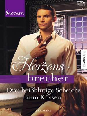 cover image of Baccara Herzensbrecher Band 8