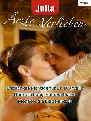 cover image of Julia Ärzte zum Verlieben Band 58