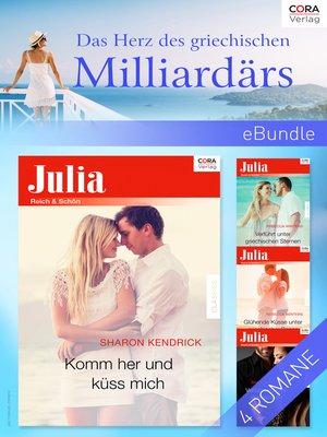 cover image of Das Herz des griechischen Milliardärs
