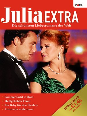 cover image of Julia Extra Band 0323