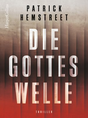 cover image of Die Gotteswelle