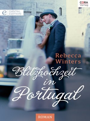 cover image of Blitzhochzeit in Portugal