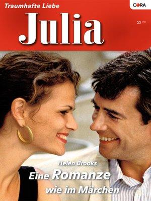 cover image of Eine Romanze wie im Märchen