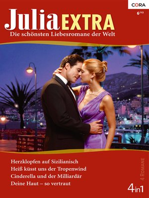 cover image of Julia Extra Band 0348