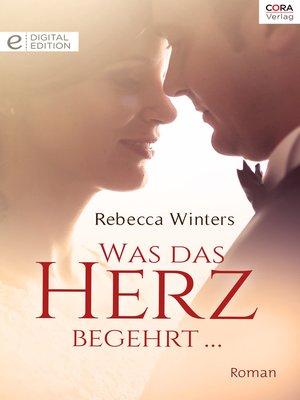 cover image of Was das Herz begehrt ...