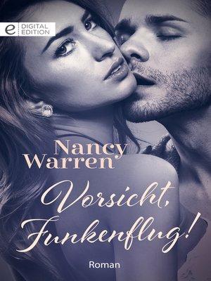 cover image of Vorsicht, Funkenflug!