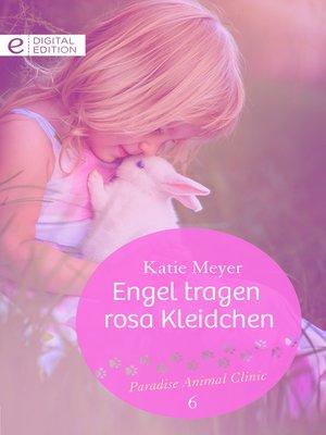cover image of Engel tragen rosa Kleidchen