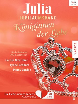 cover image of Julia Jubiläum Band 4