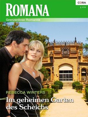 cover image of Im geheimen Garten des Scheichs