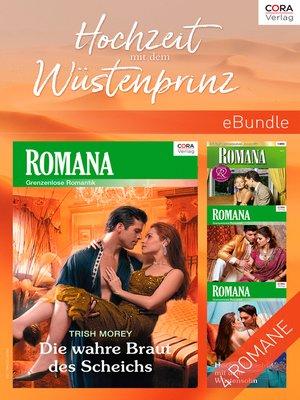 cover image of Hochzeit mit dem Wüstenprinz