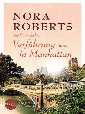 cover image of Verführung in Manhattan