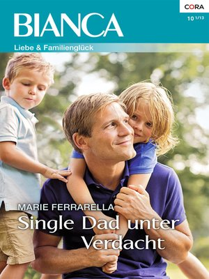 cover image of Single Dad unter Verdacht