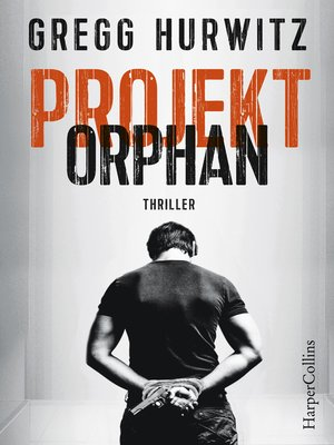 cover image of Projekt Orphan
