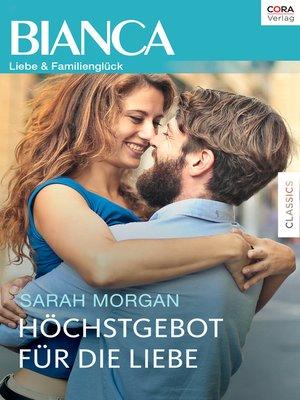 cover image of Höchstgebot für die Liebe