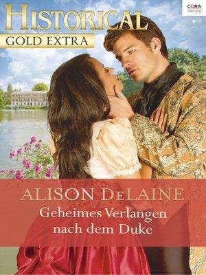 cover image of Geheimes Verlangen nach dem Duke