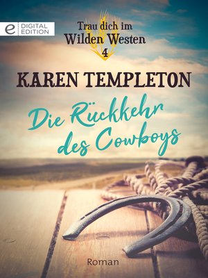 cover image of Die Rückkehr des Cowboys