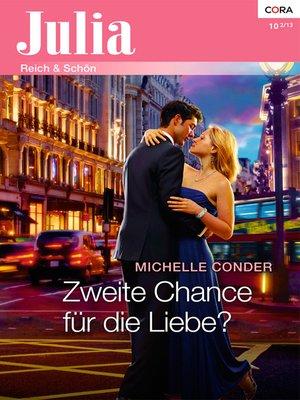cover image of Zweite Chance für die Liebe?